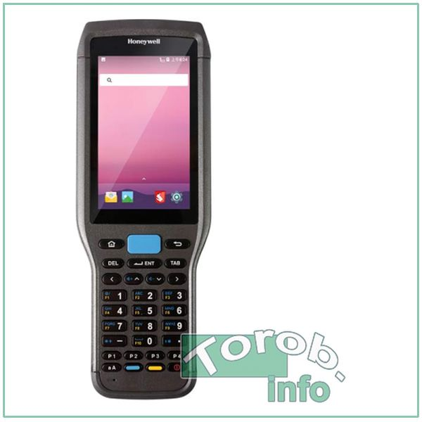 Honeywell ScanPal EDA60k 1D лазерный